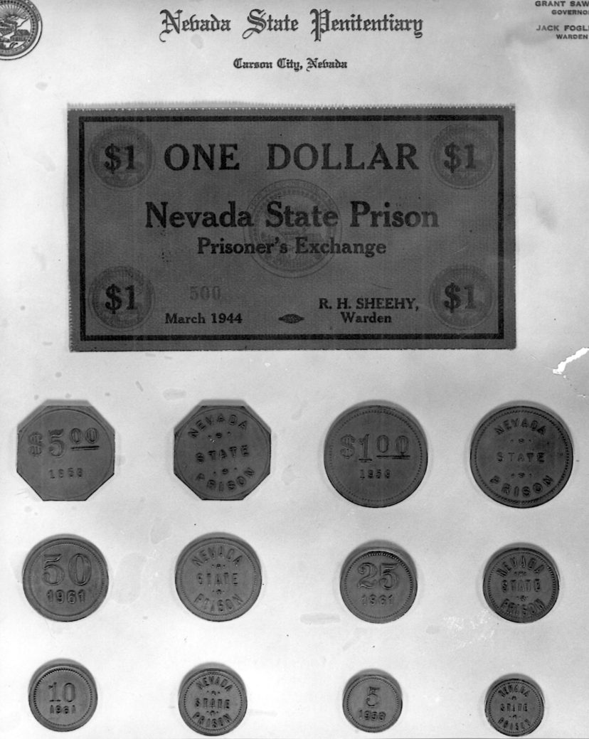 Inmate currency