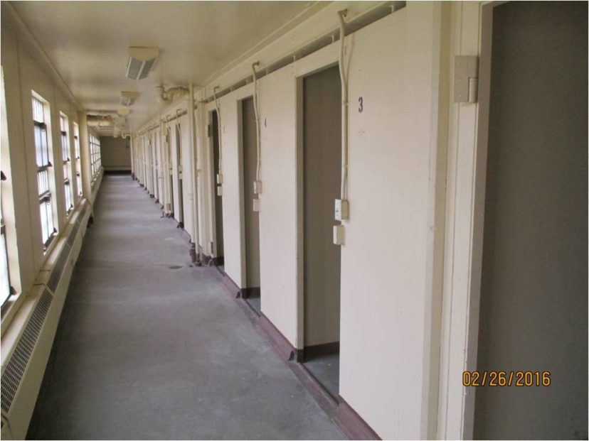 Nevada State Prison, C-Block Interior